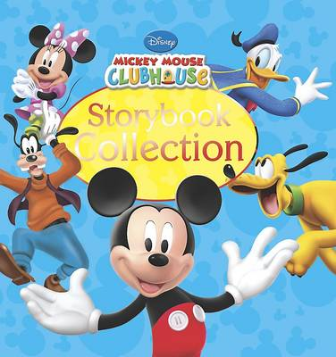 Disney Mickey Mouse Clubhouse Storybook Collection (Hardback)