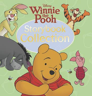 Disney Winnie the Pooh Storybook Collection (Hardback)
