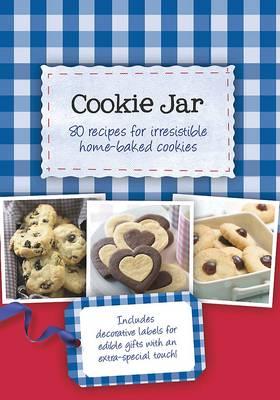 Gift Tag Cookbook - Cookie Jar (Spiral bound)