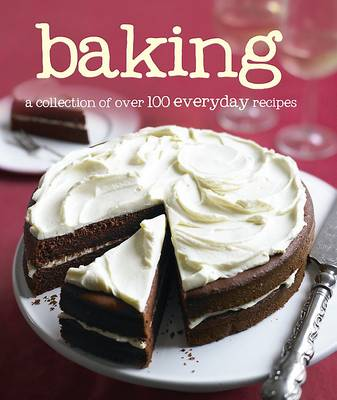 100 Recipes - Baking (Hardback)