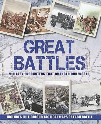 Great Battles (Hardback)