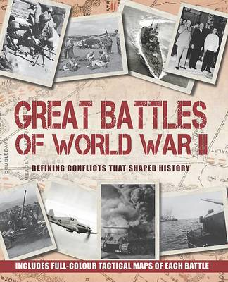 Great Battles of WW2 (Hardback)