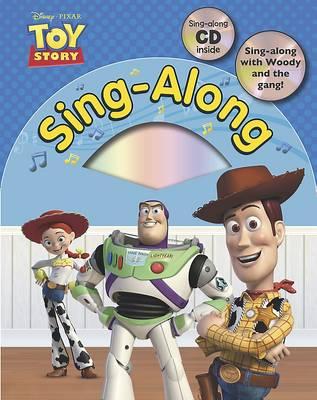Disney Toy Story Sing Along (Board book)