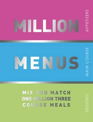 Million Menus (Spiral bound)