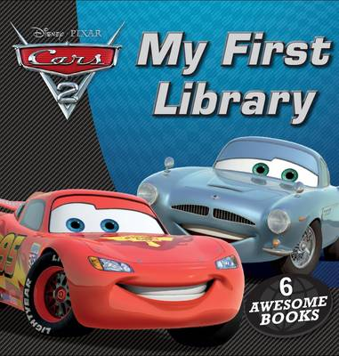 Disney Pixar Cars 2: My First Library (Board book)
