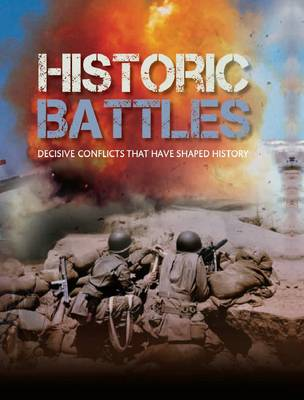 Historic Battles with Map (Hardback)