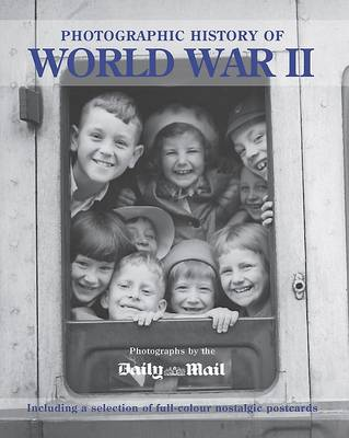 Photographic History of World War II (Hardback)