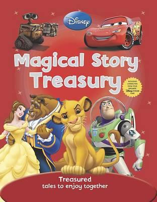Disney Magical Story Treasury (Hardback)