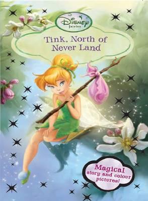 Disney Chapter Book - Tinker North of Neverland (Paperback)