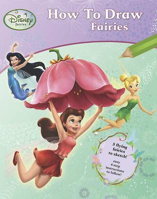 How to Draw Fairies (Paperback)