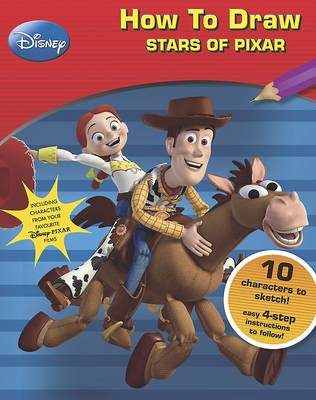 How to Draw Stars of Pixar (Paperback)