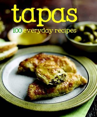 100 Recipes Tapas (Hardback)