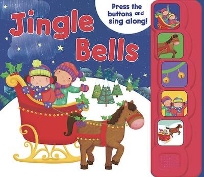 5 Button Sound - Jingle Bells (Board book)