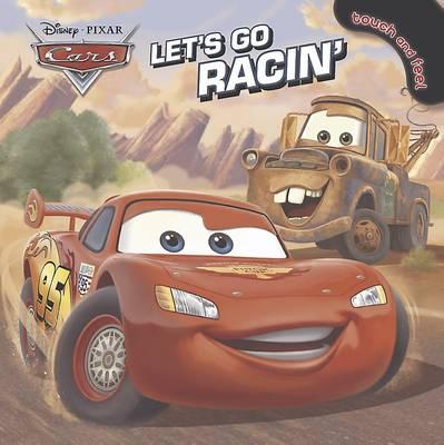 Disney Pixar Cars Let's Go Racin' (Board book)
