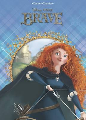 Disney Brave Classic Storybook (Hardback)