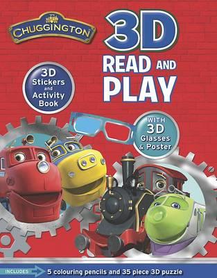Chuggington 3d Puzzle Playpack