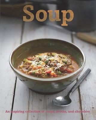 Diecut Warmers - Soup (Hardback)