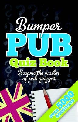 Bumper Pub Quiz Book (Paperback)