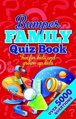 Bumper Family Quiz Book (Paperback)
