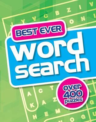 Best Ever Wordsearch (Spiral bound)