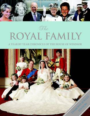 Royal Family - Unseen Archives (Hardback)