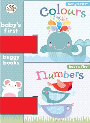 Little Learners - Colours and Numbers: Baby's First Buggy Books (Board book)