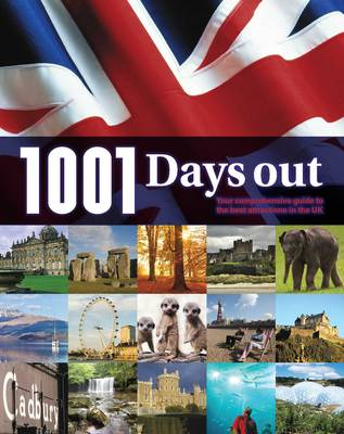 1001 Days Out (Paperback)