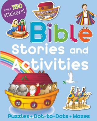 Bible Story and Activity Book (Paperback)