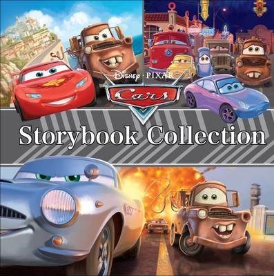 Disney Cars Storybook Collection (Hardback)