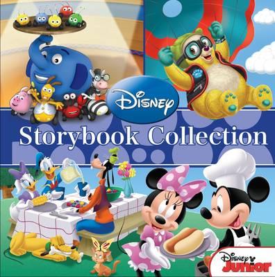 Disney Junior Storybook Collection (Hardback)