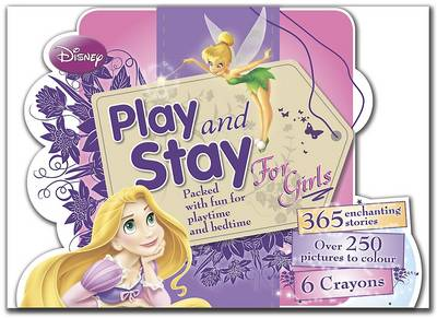 Disney Girls Play and Stay Case (Paperback)
