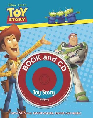 Disney Cinderella Padded Storybook and Singalong CD