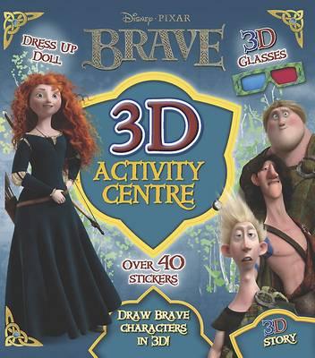 Disney Brave 3D Activity Centre (Hardback)