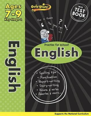 Gold Stars KS2 English Workbook Age 7-9 (Paperback)