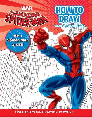 Marvel How to Draw Activity (Paperback)