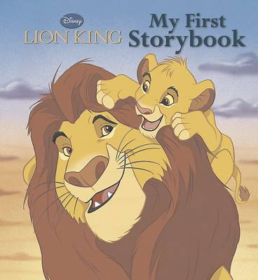 Disney Lion King - My First Storybook (Board book)