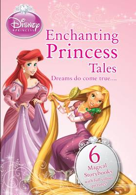 Disney Princess Chapter Book Slipcase - Enchanting Princess Tales (Paperback)