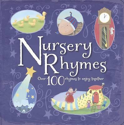 Children's Treasury - Nursery Rhymes (Hardback)
