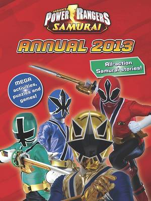 Power Rangers 2013 (Hardback)