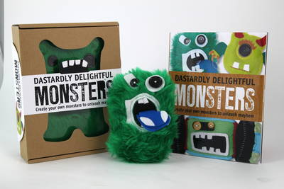 Dastardly Delightful Monsters (Paperback)