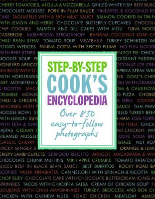 Step by Step Cook's Encyclopedia (Hardback)