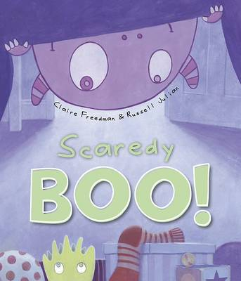 Scaredy Boo: A Children's Picture Book (Paperback)