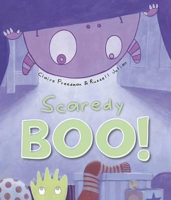 Scaredy Boo: A Children's Picture Book (Paperback)