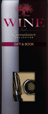 Wine Gift Set: Book and Bottle Stopper (Paperback)