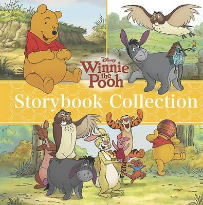 Disney Winnie the Pooh Storybook Collection (Hardback)