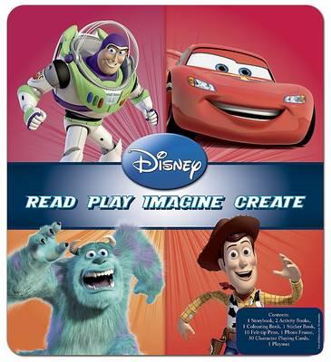 Disney Pixar Tin (Paperback)