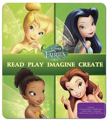 Disney Fairies Tin (Paperback)