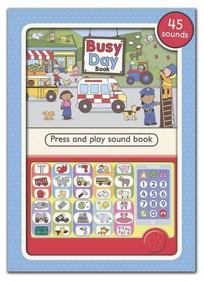 Busy Day: Multi Sound Module Book (Board book)