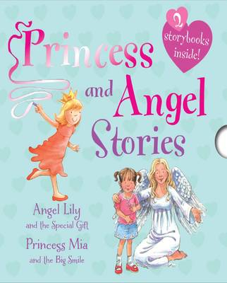 Princess and Angel Gift Slipcase (Paperback)