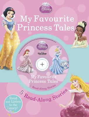 Disney Princess Book & Singalong CD Slipcase
